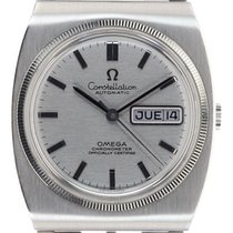 Omega Constellation Day-Date Acero Plata Sin cifras España, Marratxí