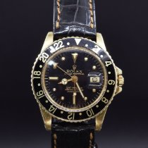 Rolex GMT-Master 1675-8 Fair Yellow gold 40mm Automatic Singapore, Singapore