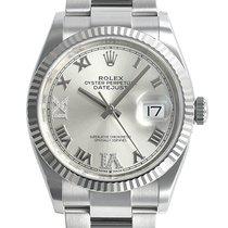 Rolex 126234 Сталь 2020 Datejust 36mm новые
