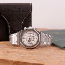 Audemars Piguet Royal Oak Chronograph occasion 41mm Argent Chronographe Date Acier