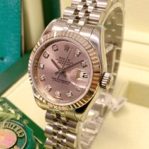Rolex Lady-Datejust Steel 26mm Pink United Kingdom, Wilmslow