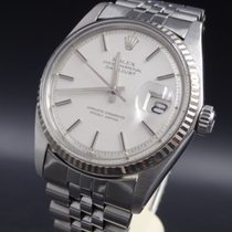 Rolex Datejust usados 36mm Gris Año Acero