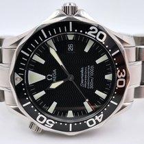 Omega 22545000 Steel 2008 Seamaster Diver 300 M 41mm pre-owned