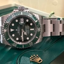 勞力士 Submariner Date 116610LV 2017 新的