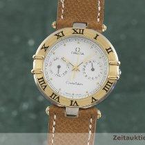 Omega 196.1070 Gold/Stahl 1986 Constellation Day-Date 33mm gebraucht Deutschland, Chemnitz