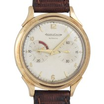 Jaeger-LeCoultre Yellow gold 35mm Automatic pre-owned