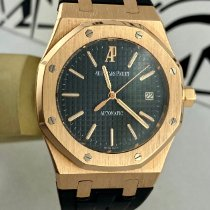 Audemars Piguet Royal Oak Selfwinding Oro rosa 39mm Negro