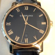 Chopard new Automatic 40mm Rose gold Sapphire crystal