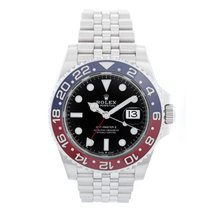 Rolex GMT-Master II Steel 40mm Black United States of America, Texas, Dallas