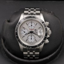 Tudor Tiger Prince Date Steel 40mm Grey United States of America, California, Huntington Beach