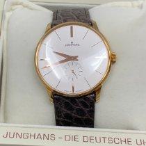 Junghans Meister Handaufzug nowość Manualny Zegarek z oryginalnym pudełkiem i oryginalnymi dokumentami 027/5202