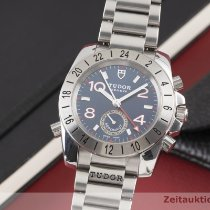 Tudor Sport Aeronaut Steel 40mm Blue