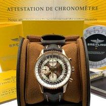 Breitling Montbrillant Datora Pозовое золото 43mm