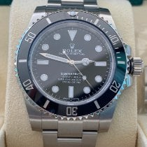 Rolex Submariner (No Date) 114060 Very good Steel 40mm Automatic Thailand, Bangkok