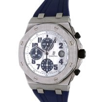 Audemars Piguet Steel 42mm Automatic 26020ST.OO.D020IN.01 pre-owned Malaysia, Petaling Jaya