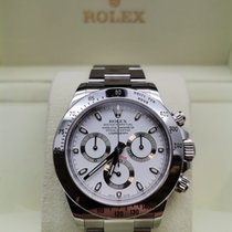 Rolex Daytona Steel 40mm White No numerals United Kingdom, Surbiton