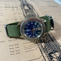 Vostok pre-owned Manual winding 42mm Plastic 2 ATM