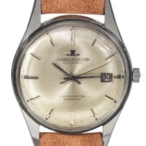Jaeger-LeCoultre Steel 36,5mm Automatic pre-owned