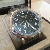 Zenith Pilot Type 20 Annual Calendar Steel 48mm Black Arabic numerals