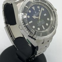 Rolex Sea-Dweller Deepsea Stahl 44mm Blau Keine Ziffern Deutschland, Berlin