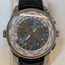 Girard Perregaux WW.TC Acero 43mm Gris Arábigos