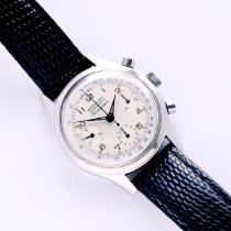 Wittnauer Steel 36mm Manual winding 6002/5 pre-owned