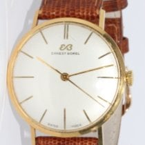 Ernest Borel Yellow gold 34mm Manual winding pre-owned