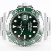Rolex Submariner Date 116610LV 2019 gebraucht