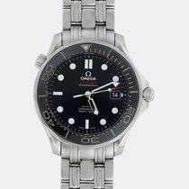 Omega 212.30.41.20.01.003 Acier 2014 Seamaster Diver 300 M 41mm occasion