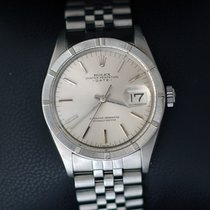 Rolex 1501 Steel 1967 Oyster Perpetual Date 34mm pre-owned