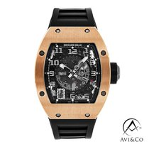 Richard Mille Rose gold 40mm Automatic RM010 pre-owned United States of America, New York, New York