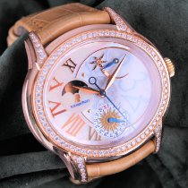 Audemars Piguet Millenary Ladies 77315OR.ZZ.D013SU.01 Very good Rose gold 39.5mm Automatic