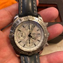 Breitling pre-owned Automatic 44mm Mother of pearl Sapphire crystal 30 ATM