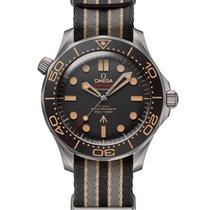 Omega Seamaster Diver 300 M 210.92.42.20.01.001 Yeni Titanyum 42mm Otomatik Türkiye, İstanbul