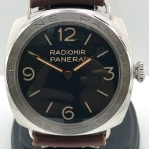 Panerai Special Editions Steel 47mm Black Arabic numerals United States of America, New York, New York