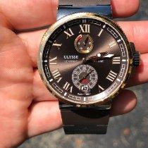 Ulysse Nardin Marine Chronometer 43mm 265-67-3/45 2020 подержанные