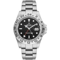 Rolex Explorer II Steel 40mm Black No numerals United States of America, California, SAN DIEGO