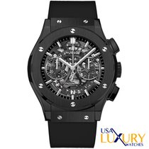 Hublot Classic Fusion Aerofusion Hublot Classic Fusion Aerofusion Chronograph 45mm Mens Watch 525.cm.0170.rx Black Magic new