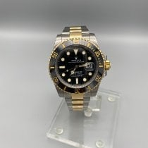 Rolex Submariner Date Gold/Steel 40mm Black No numerals United States of America, Florida, Miami