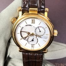 Van Cleef & Arpels Yellow gold 39mm Automatic hh2556 pre-owned United States of America, New York, New York