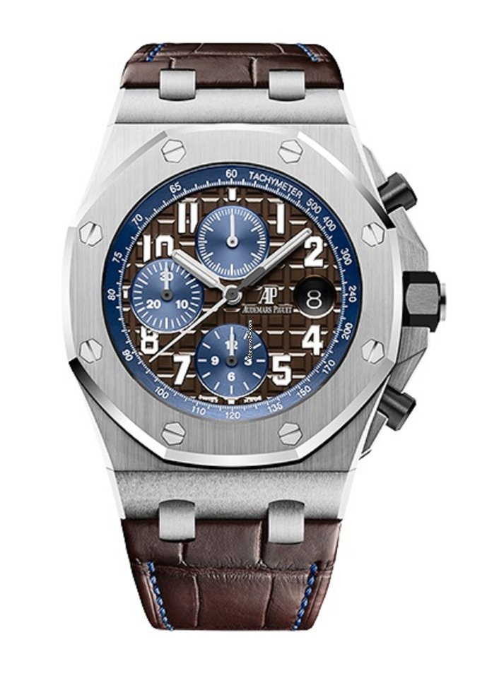Audemars Piguet Royal Oak Offshore Chronograph 26470ST.OO.A099CR.01 new