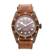 Tudor Black Bay Bronze Bronze 43mm Brown Arabic numerals United States of America, Pennsylvania, Bala Cynwyd