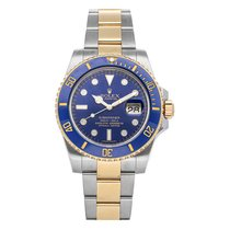 Rolex 116613LB, 116613LB-0005 Acier Submariner Date 40mm occasion