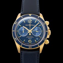 Bell & Ross Bronze Automatic Blue 41mm new BR V2