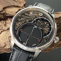 Maurice Lacroix Masterpiece neu 2020 Automatik Uhr mit Original-Box und Original-Papieren MP6558-SS001-095-1