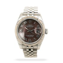 Rolex Lady-Datejust Steel 26mm Mother of pearl Roman numerals Singapore, Singapore