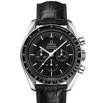 歐米茄 Speedmaster Professional Moonwatch 鋼 42mm 黑色 無數字 香港