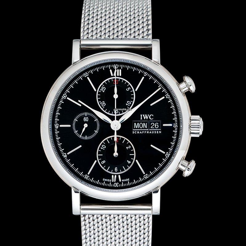 IWC Portofino Chronograph IW391010 2020 new