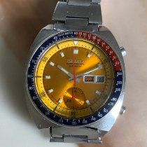 Seiko 6139-6002 Steel 1974 41mm pre-owned