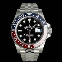 Rolex 126710BLRO Stahl 2019 GMT-Master II 40mm neu